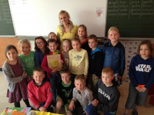 Winnende klas